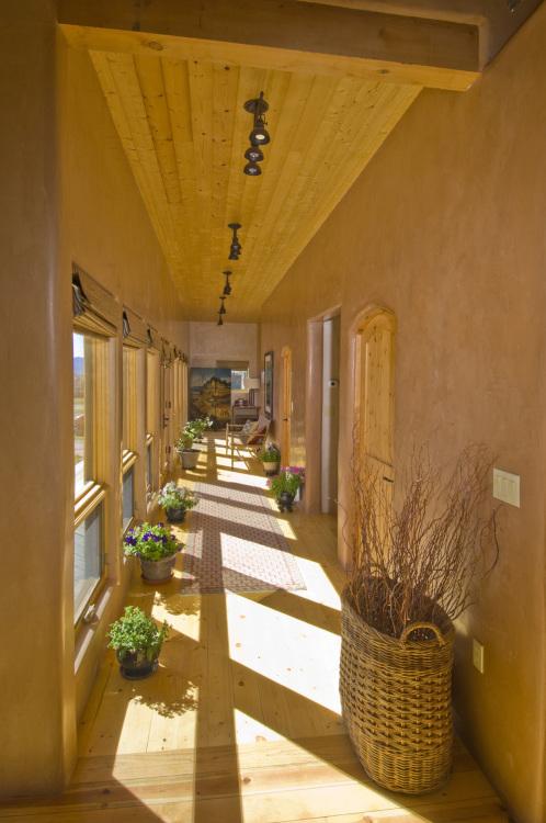 04passive solar  hallway