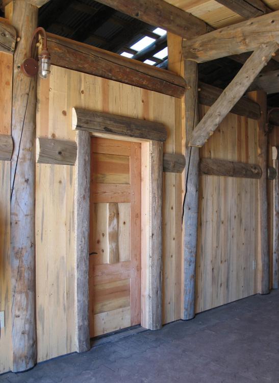 07 stall door