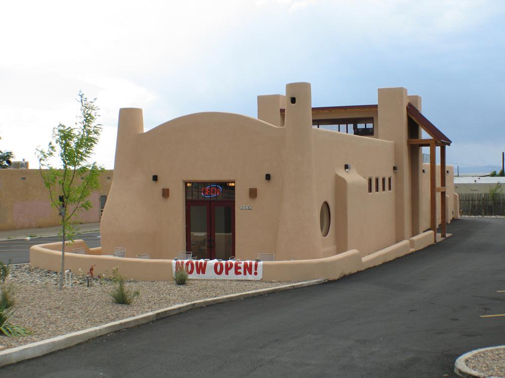 Taos restaurant