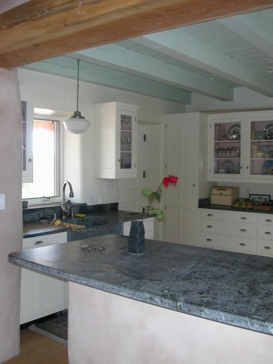 kitchen bar in Abiquiu