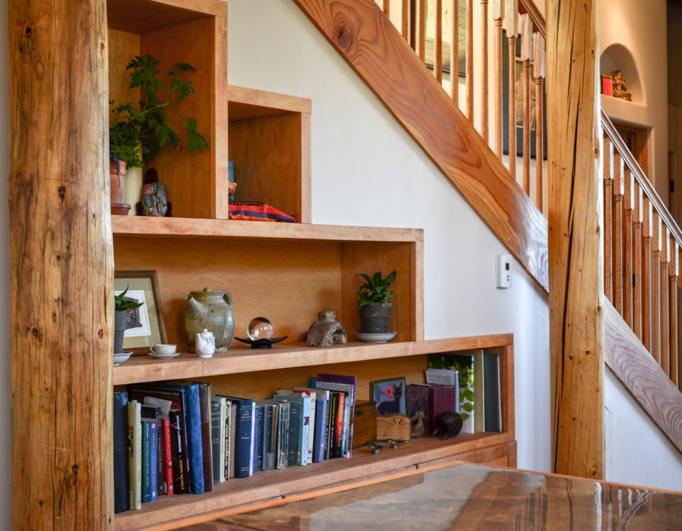 7.Stairs and Shelves