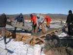 concrete slab mono-pour
